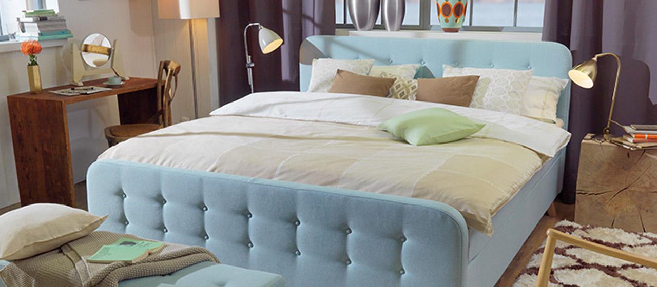 Betten von Tom Tailor bei Betten Ruhe in Wetzlar Betten